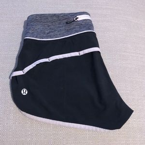 Lulu lemon running shorts